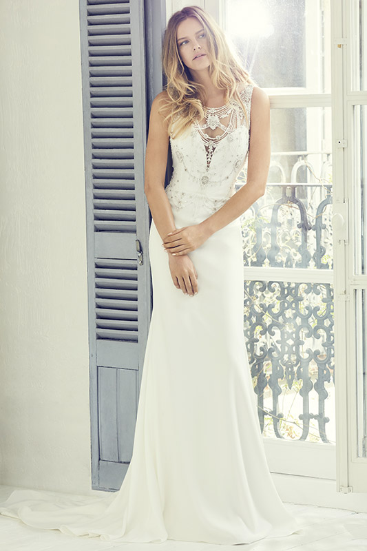 Gianna - Collections 2019 | wedding dresses uk | Suzanne Neville