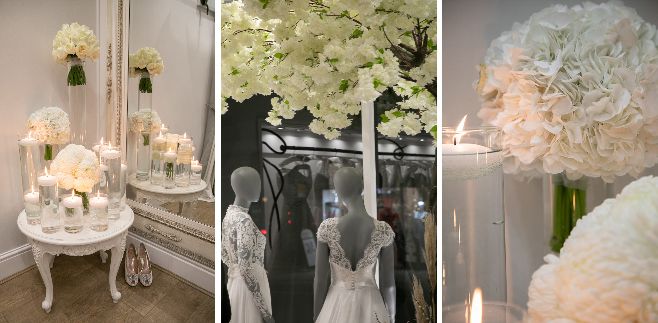 Suzanne Neville Showroom | Bridal Wear boutique shops for wedding dresses in Altrincham, Cheshire near Manchester in the north west