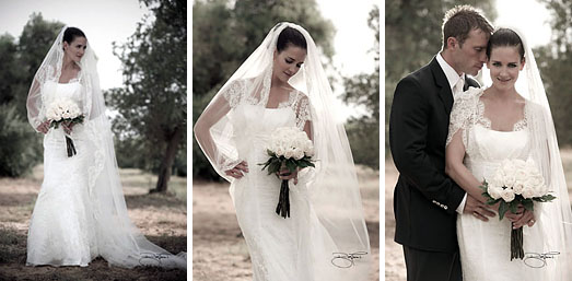 Kirsty Gallacher Wedding