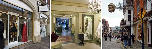 Wedding Shops