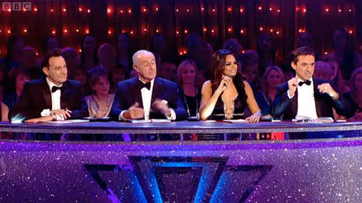 Alesha Dixon Strictly Come Dancing