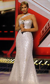 Stacey Solomon National Television Awards