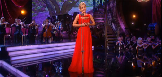 Katherine Jenkins Opera Singer - Popstar to Opera star 2011 - Suzanne Neville