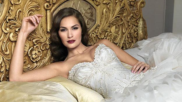 Wedding Dress Designers: Suzanne Neville