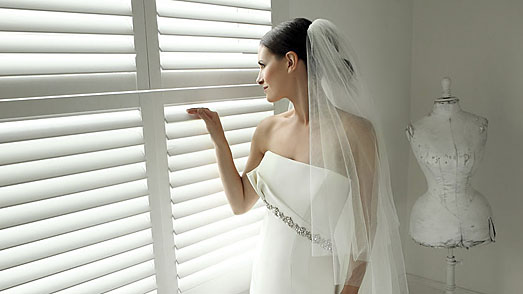 Wedding Dress Designers: Suzanne Neville