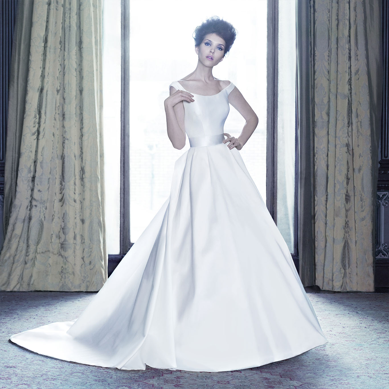 Real Brides Suzanne Neville: Classics Collection