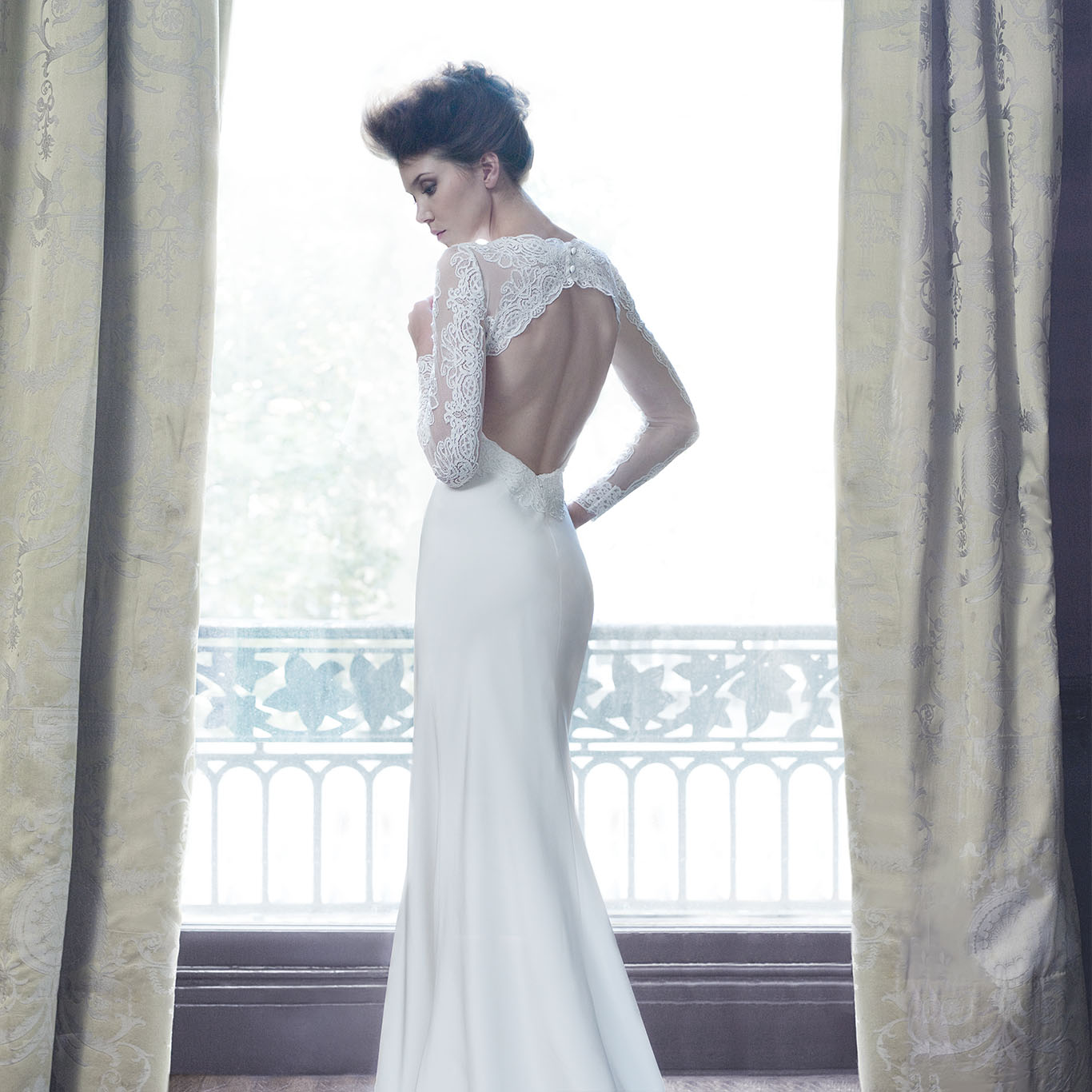 Regency Diamond Collection 2013 by designer Suzanne Neville