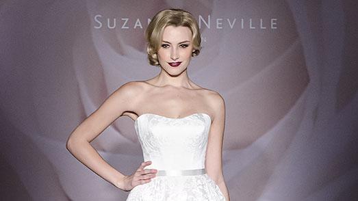 Vintage Rose 2014 | New Collection | Designer Wedding Dresses | Suzanne Neville