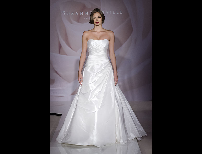 Cristalline | Vintage Rose Collection 2014 | Designer Wedding Dresses