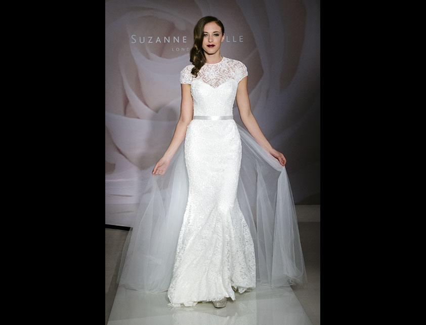 Forsythia | Vintage Rose Collection 2014 | Designer Wedding Dresses