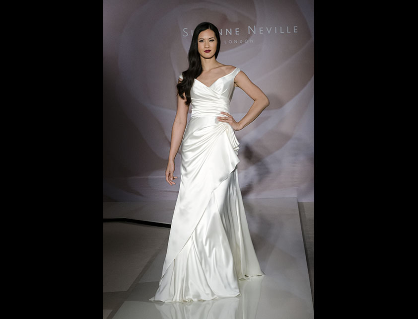 Pearl | Vintage Rose Collection 2014 | Designer Wedding Dresses