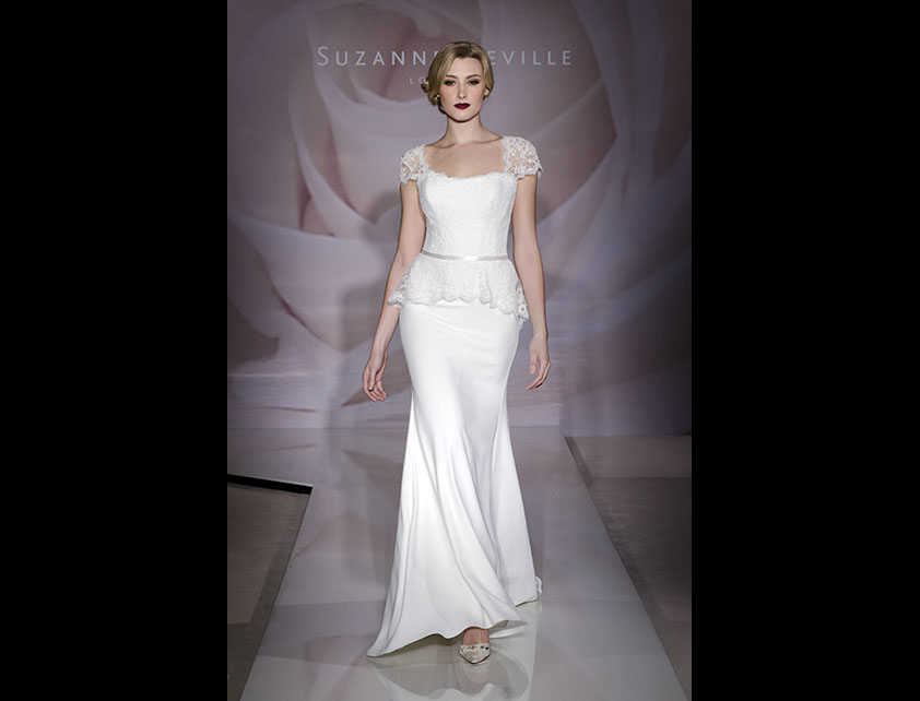 Sunrose | Vintage Rose Collection 2014 | Designer Wedding Dresses