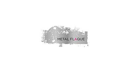 Metal Flaque