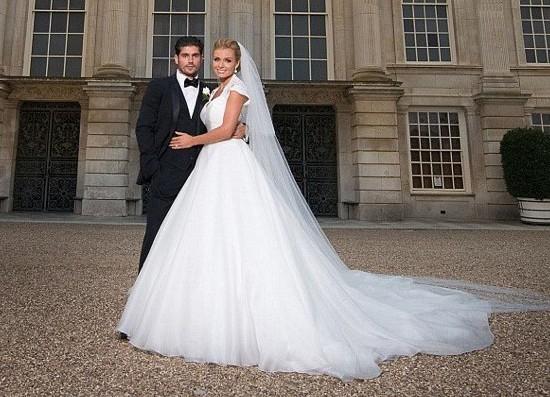 Katherine Jenkins | Designer Wedding Dresses by Suzanne Neville