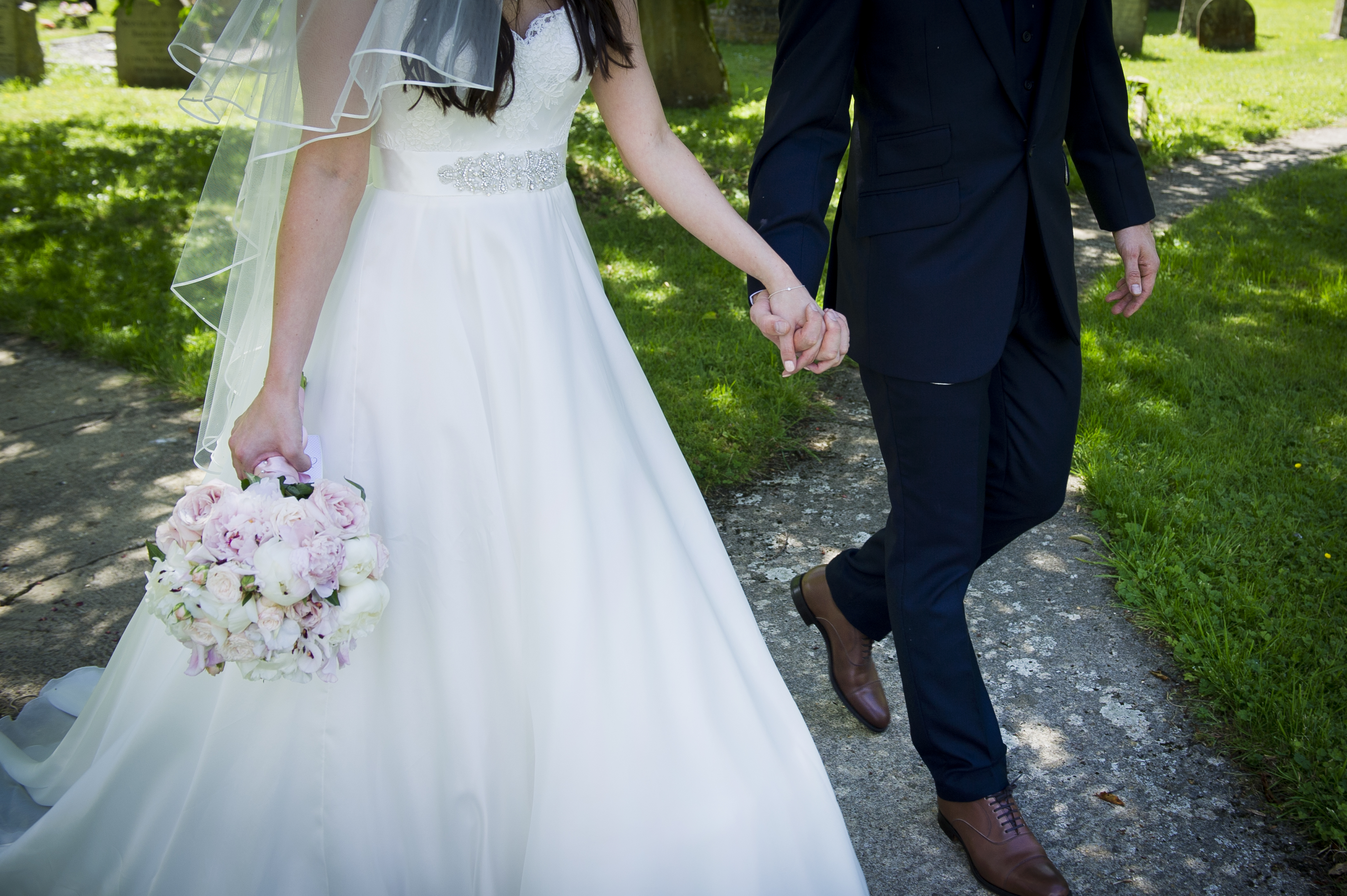 Catherine & James Wedding at Caswell House