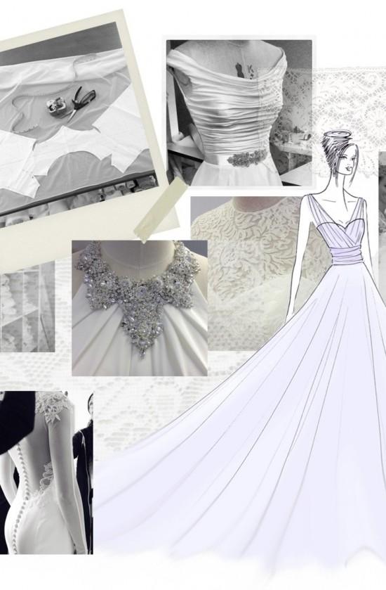ELLE Magazine article by suzanne neville designer 2015