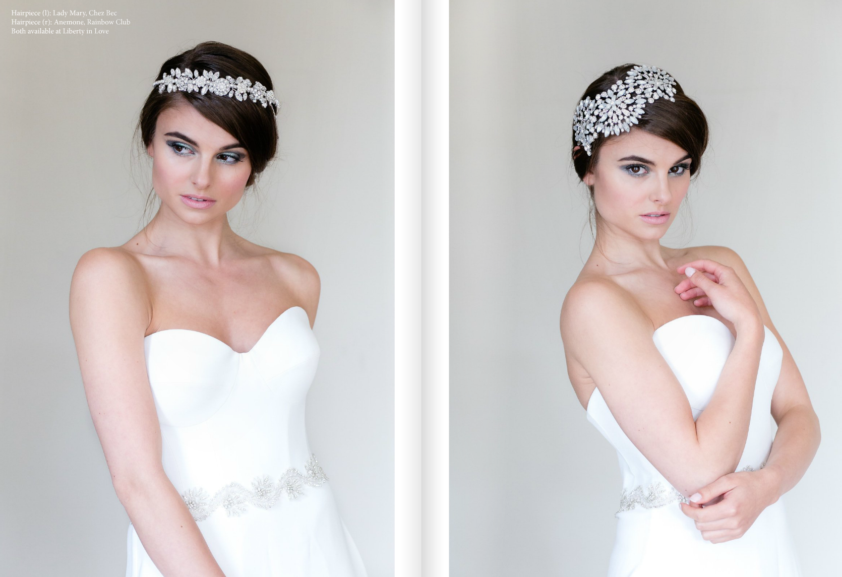 Rock my wedding bridal blog. Novello 2015 dominon by suzanne neville