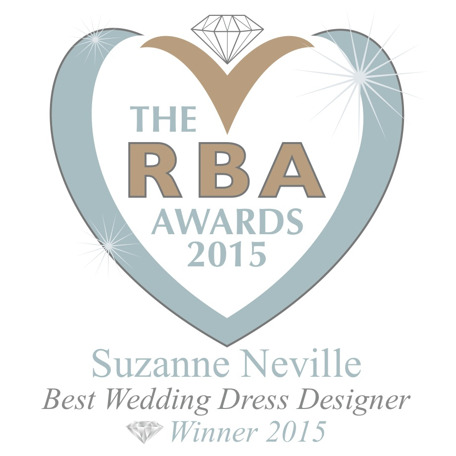 RBA-Retail-Bridalwear-Awards-2015-Bridal-Best-Wedding-Dress-Designer-Suzanne Neville2