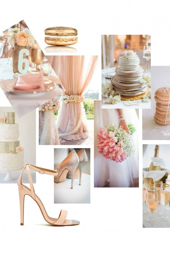 champagne wedding dresses and bridal gowns by Suzanne Neville