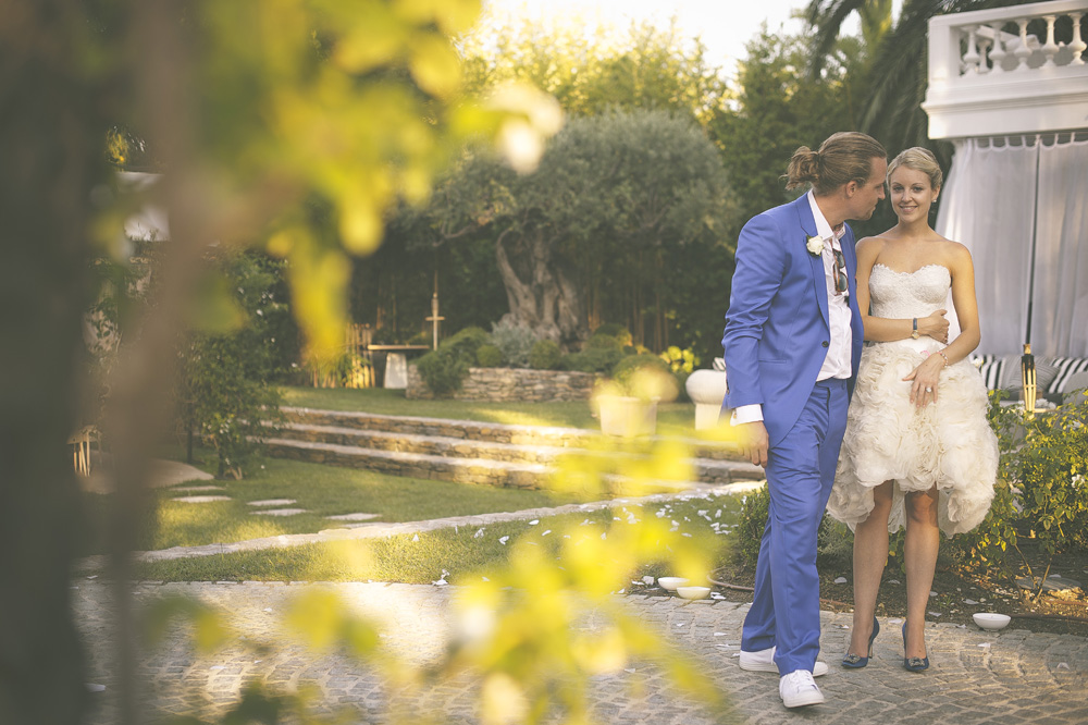 pictures of Suzanne Neville designer wedding dresses worn by real life brides Michelle