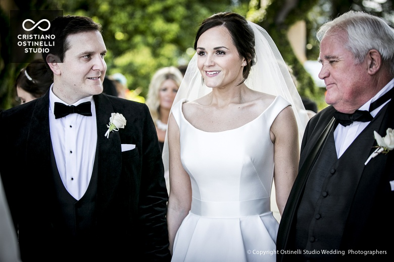 pictures of Suzanne Neville designer wedding dresses worn by real life brides Fiona Diamond