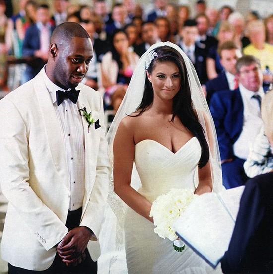 Unique Holly Willoughby Wedding Dress Ok Magazine Image