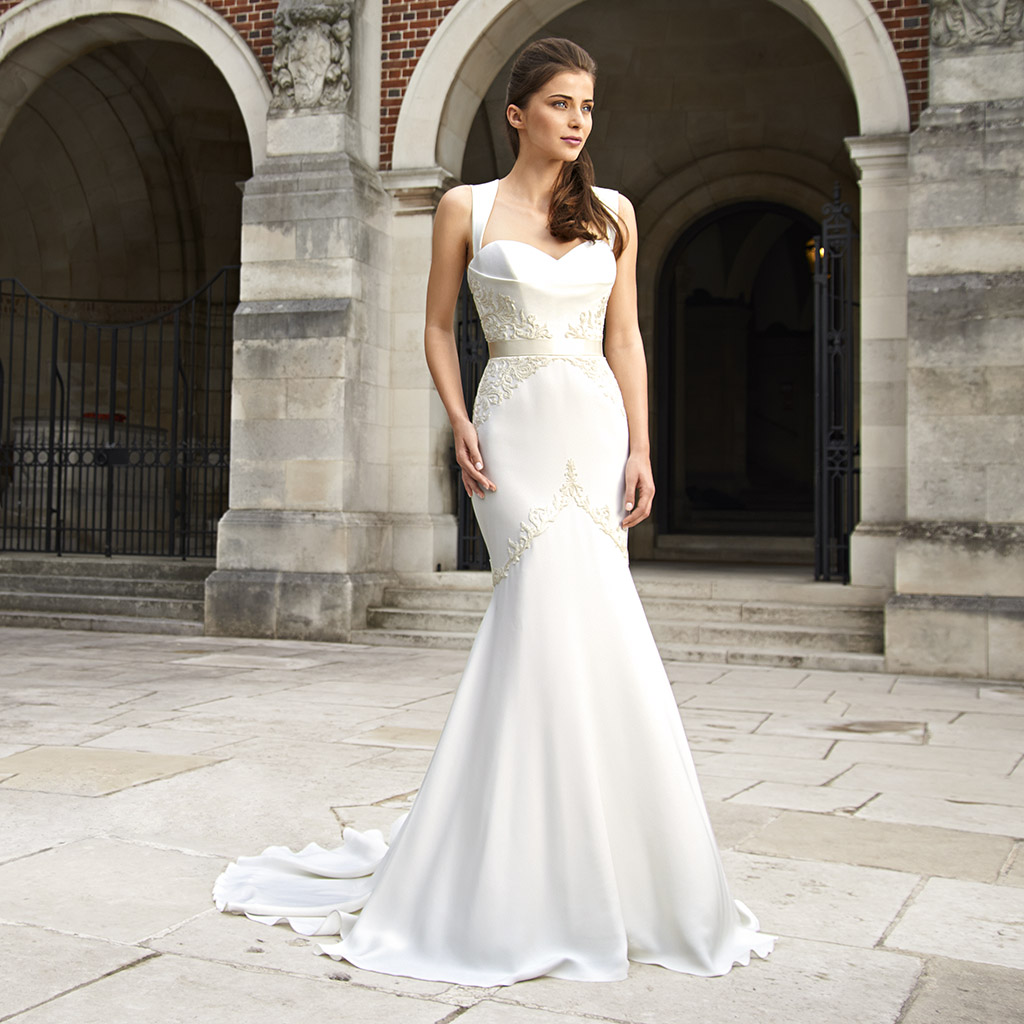 Real Brides Suzanne Neville: Songbird Collection 2016