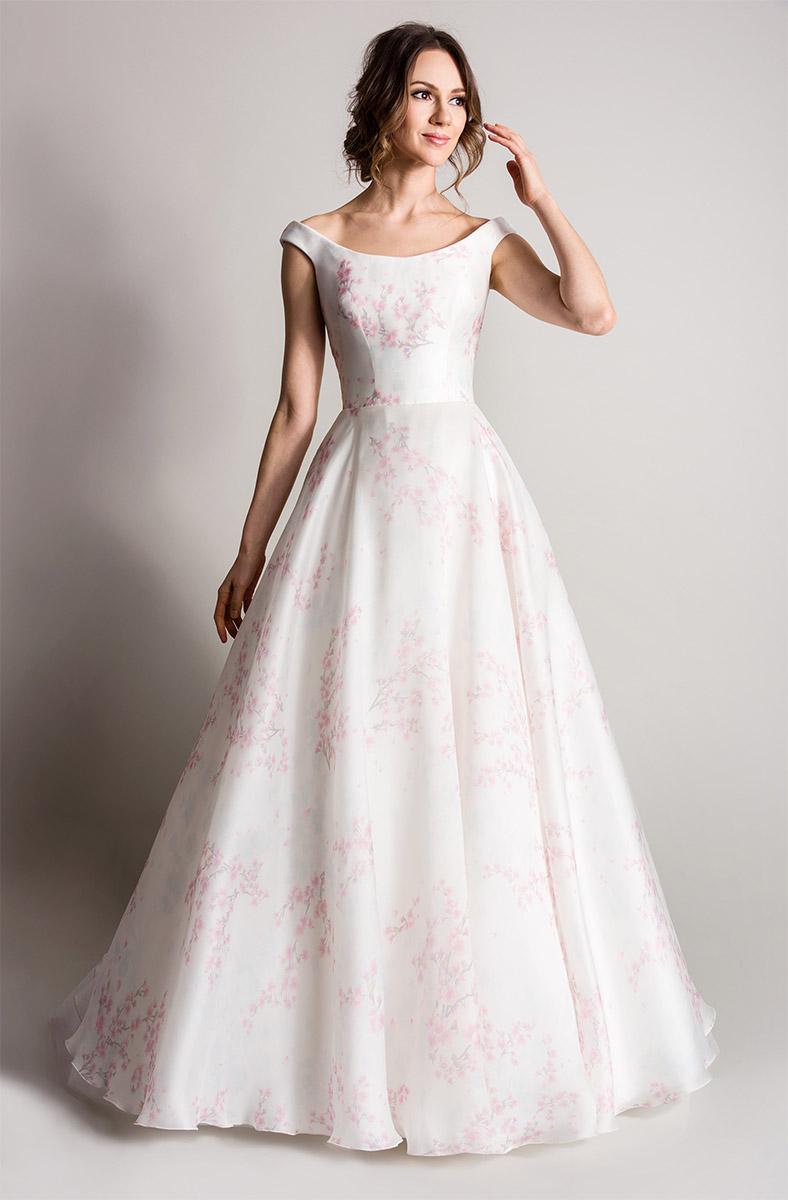 Designer Wedding Dresses Songbird Lookbook 2016 Flora