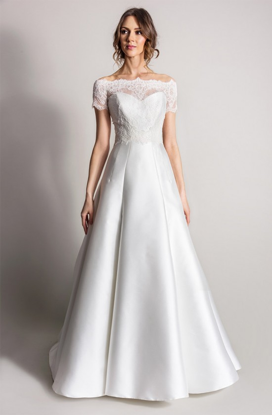 Iris | Songbird Collection 2016 designer wedding dresses
