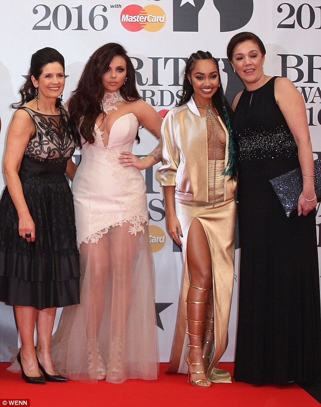 Jessie little mix redcarpetfashionawards brit awards suzanne neville2.jpg