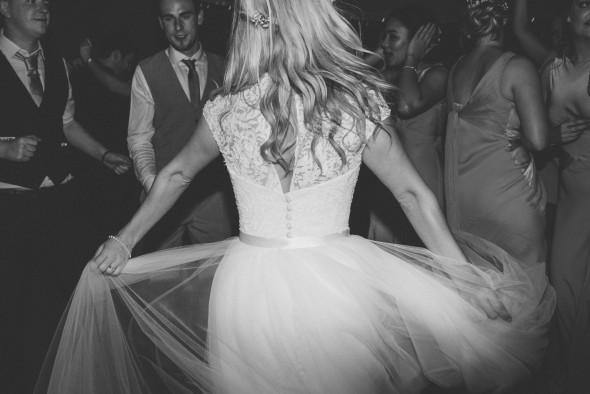 real brides Sarah Lambert, wedding dresses by designer Suzanne Neville