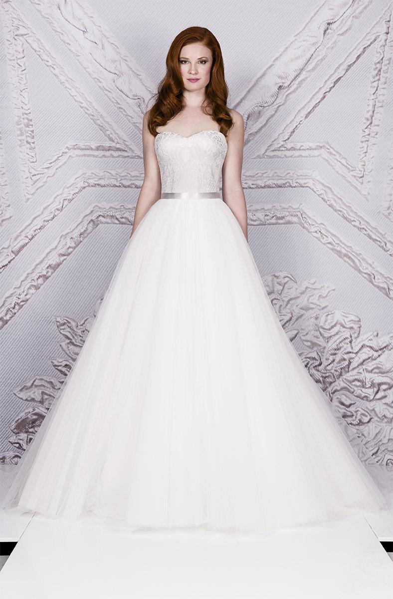 Rene | Portrait Lookbook 2017 | dresses for weddings by designer Suzanne Neville