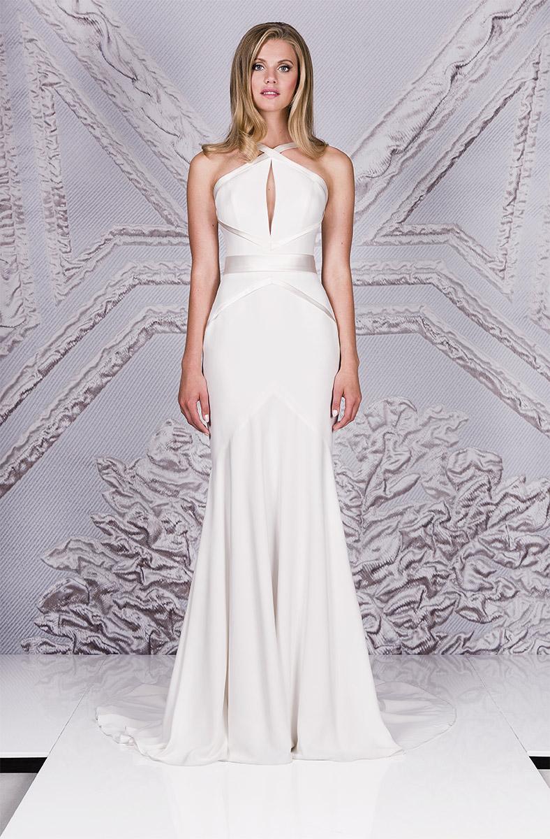 Rossetti | Portrait Lookbook 2017 | dresses for weddings by designer Suzanne Neville
