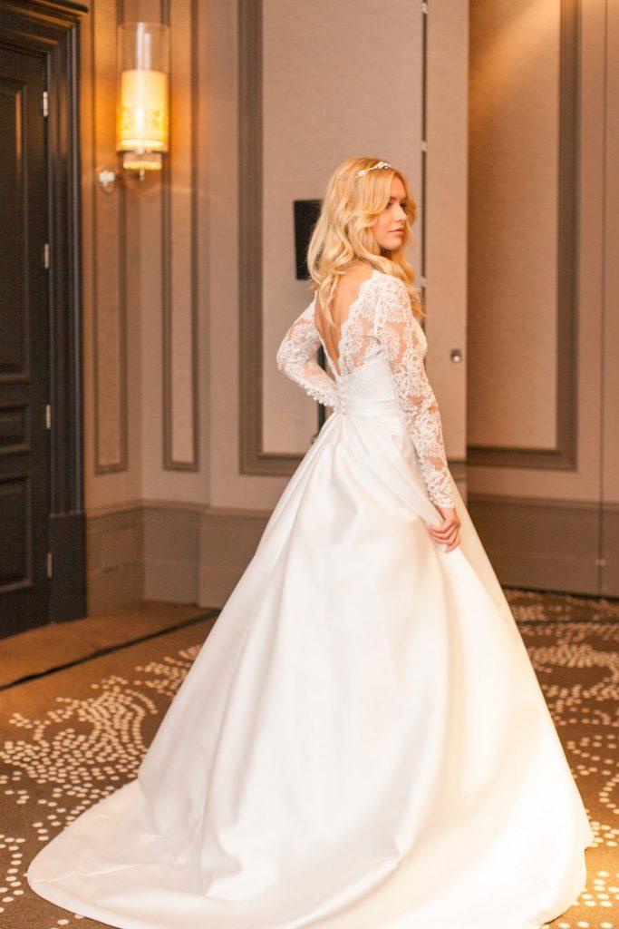 Brides Magazine Reader Event Rosewood London Designer Wedding