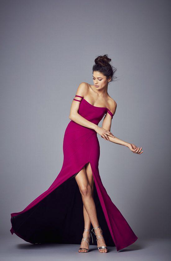 Estela | Designer Evening Wear Collection 2017 by Suzanne Neville