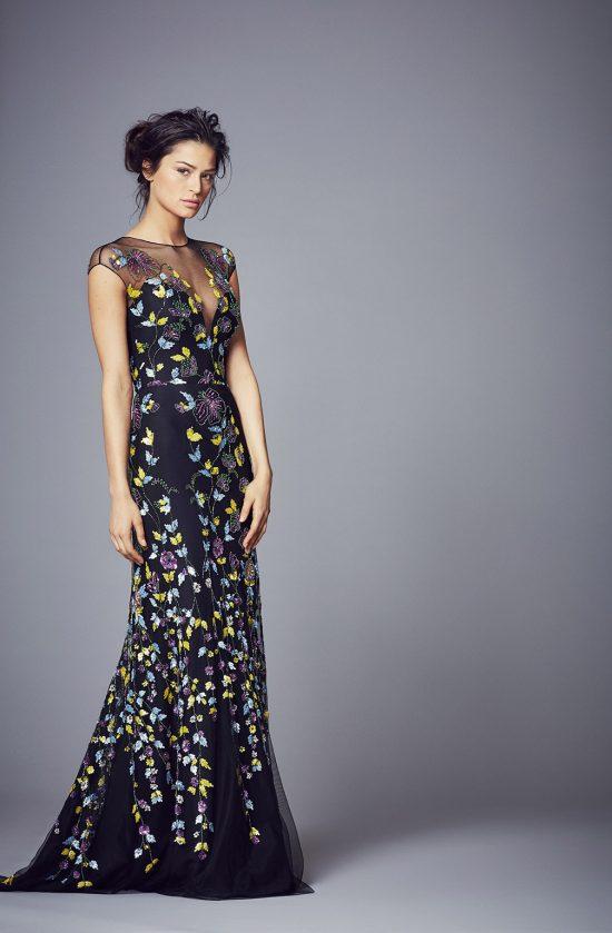 Isadora | Designer Evening Wear Collection 2017 by Suzanne Neville