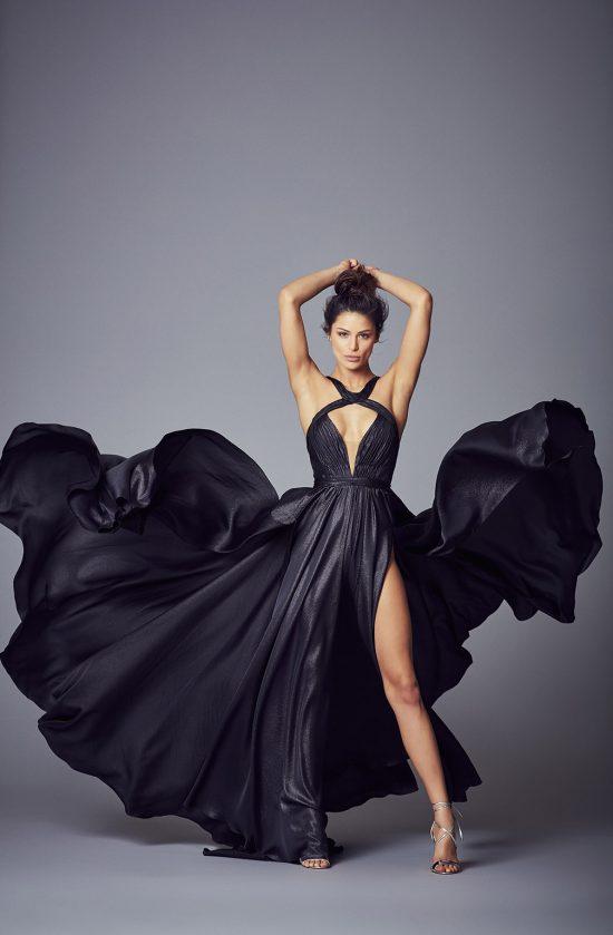 Lorena   Designer Evening Wear Collection 2017 by Suzanne Neville
