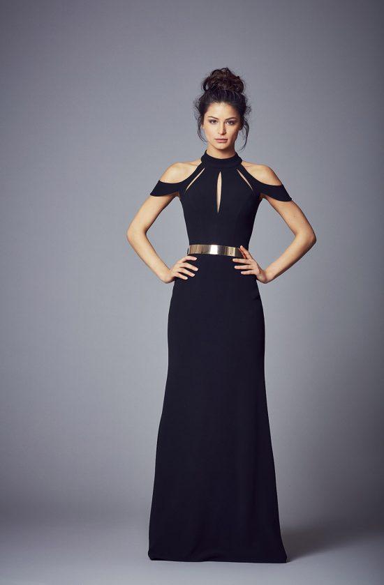Luna | Designer Evening Wear Collection 2017 by Suzanne Neville