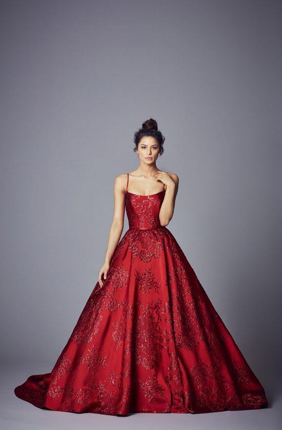 Valentina | Designer Evening Wear Collection 2017 by Suzanne Neville