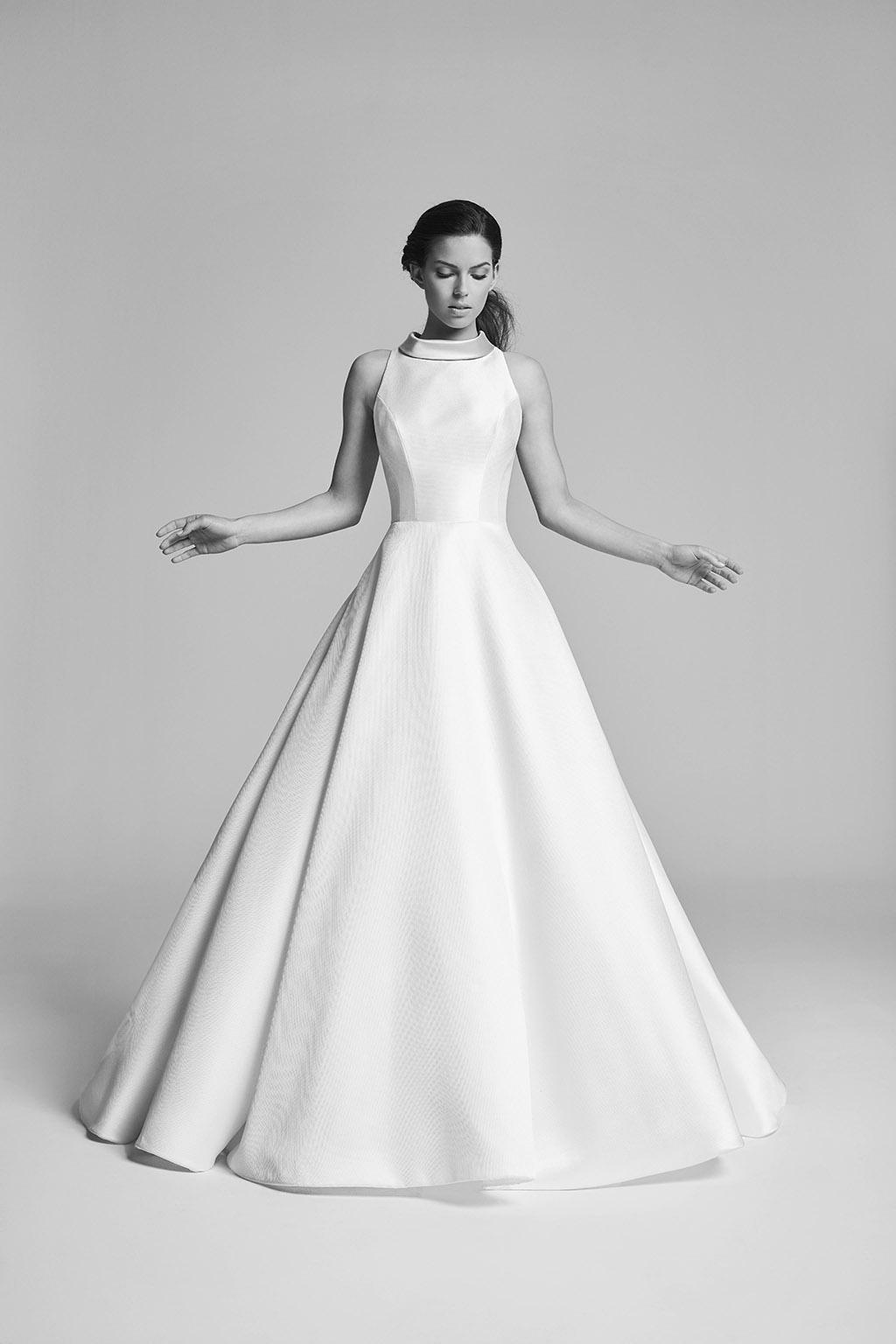 Swanson   Wedding Dresses UK   Belle Epoque Collection 2018