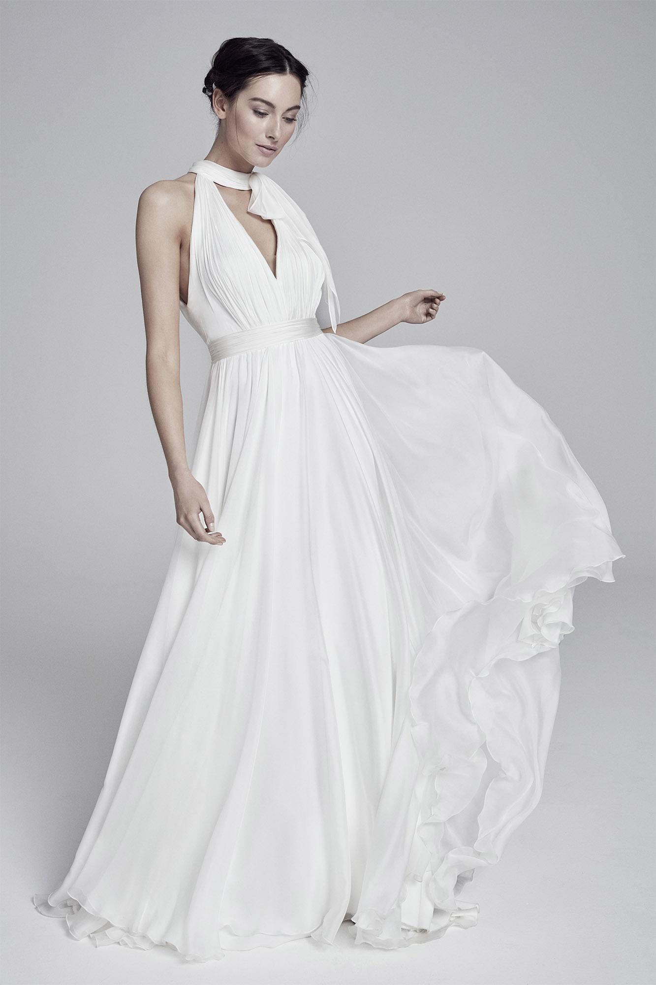 Elsa | Lookbook Collection 2019 | designer wedding dresses by Suzanne Neville
