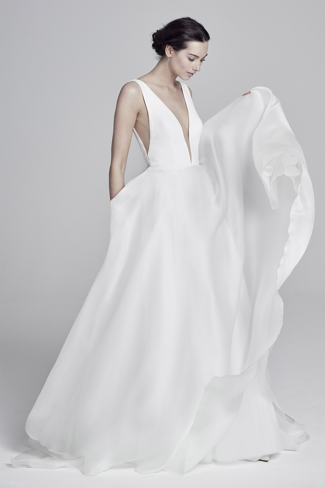 Serrano Collections 2019 Lookbook Designer Wedding Dresses