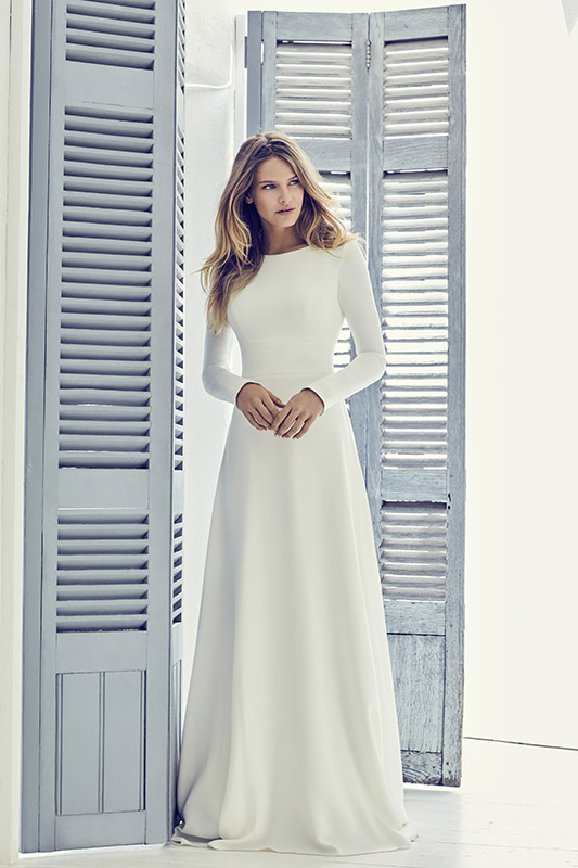 Adair - Collections 2019 | wedding dresses uk | Suzanne Neville