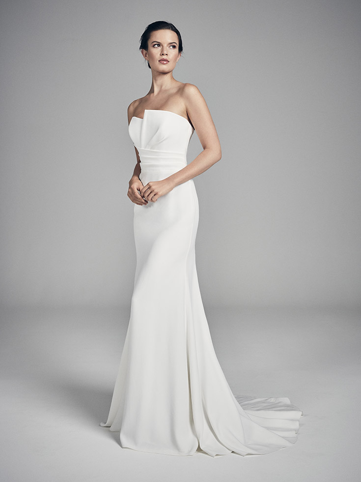 Alouette - Flores Collections 2020 | wedding dresses uk | Suzanne Neville