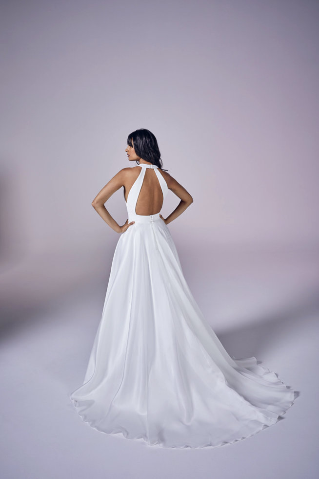 Astrid | Modern Love Collection 2021 | wedding dresses by Suzanne Neville