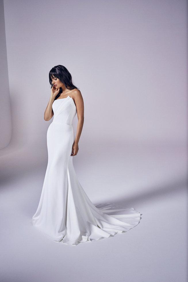 Aurelia | Modern Love Collection 2021 | wedding dresses by Suzanne Neville