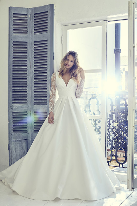 Beatrix - Collections 2019 | wedding dresses uk | Suzanne Neville