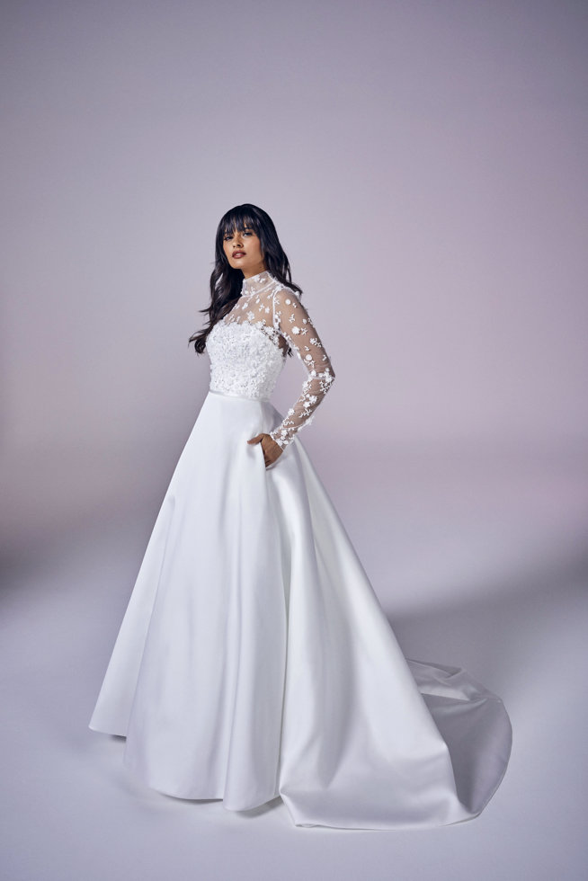 Bliss | Modern Love Collection 2021 | wedding dresses by Suzanne Neville