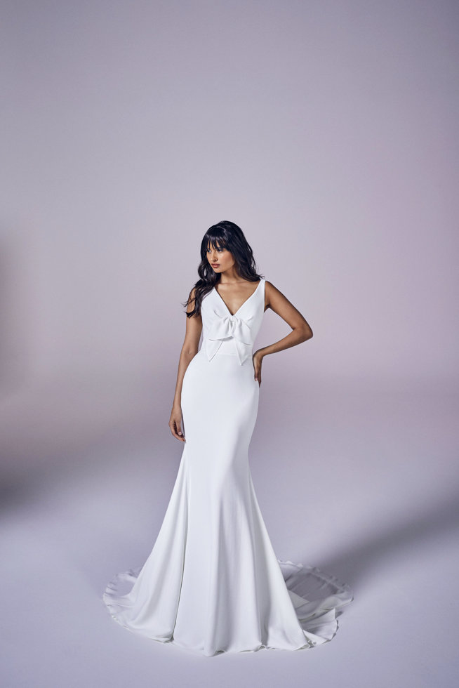 Cailey | Modern Love Collection 2021 | wedding dresses by Suzanne Neville