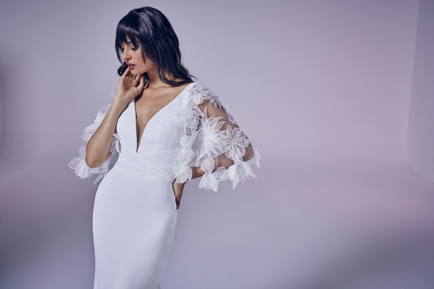 Delight   Modern Love Collection 2021   wedding dresses by Suzanne Neville
